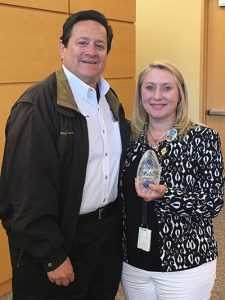 Deb Will CHC Member of the Year 2017_400